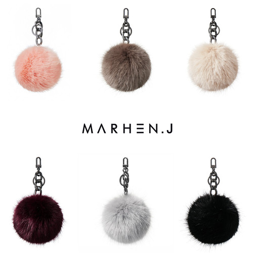 [20%OFF] EMILY CHIC FUR CHARM COLLECTION