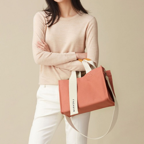[3rd][20%OFF] Rico Bag II Indi Pink