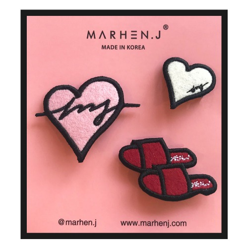 [NEW 10%OFF] WAPPEN HEART COLLECTION