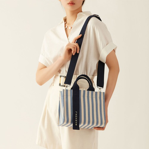 RICO MINI OCEAN BLUE (Length adjustable strap is included)