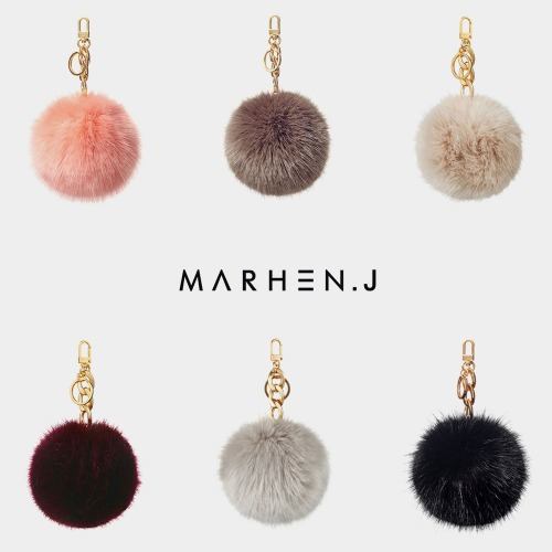 [Sold Out] EMILY Fur Charm Collection