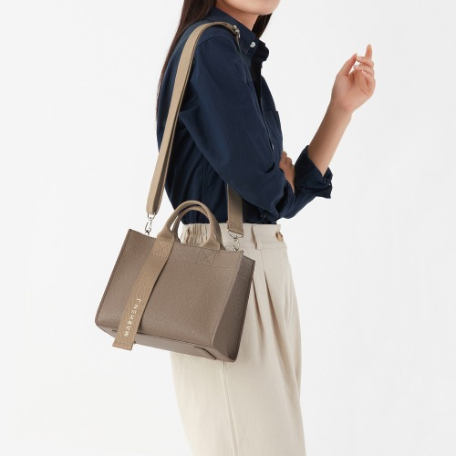 [Out of Stock] CINDY Taupe