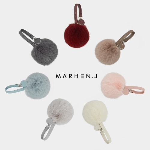 COTTON CANDY Fur Charm Collection