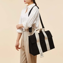 [New Arrival 30%OFF] ROY BAG BLACK (Length adjustable strap is included)