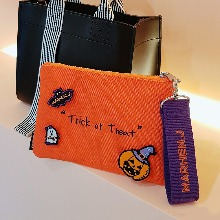 [Special 20%OFF] TINNY Pouch Halloween Edition SET